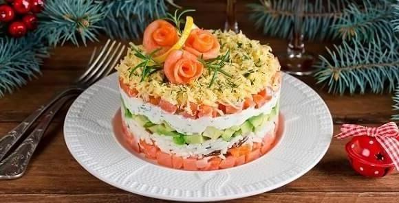 salaty na novyj god 5