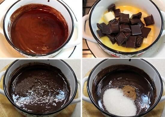 foto brauni recept