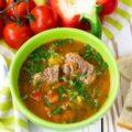 Суп харчо, как готовить