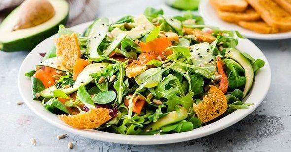 foto salat s avokado 9