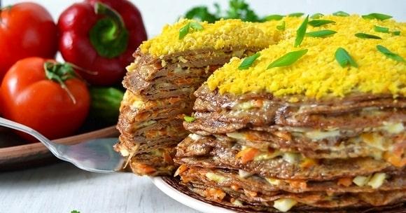 pechenochnyj tort recept 2