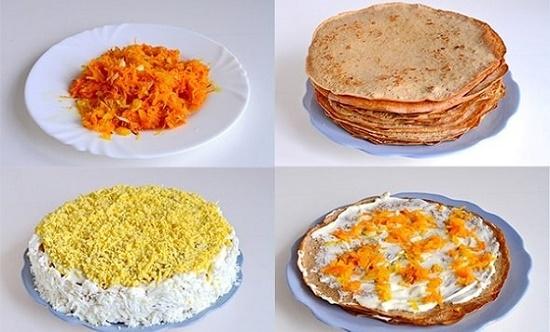 pechenochnyj tort recept 7