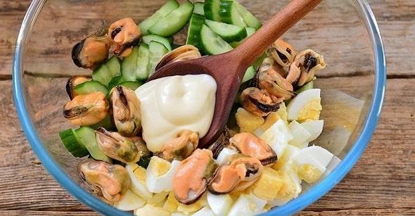 salat s midijami