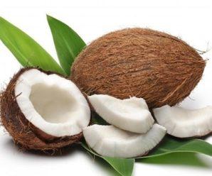Как почистить кокос, все способы