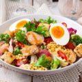 Салат с булгуром 5 рецептов
