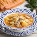 Суп с клецками 3 рецепта