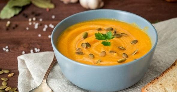 tykvennyj sup pjure 1