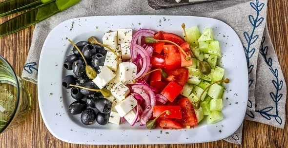 grecheskij salat 2