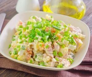 Салат «Оливье» рецепты