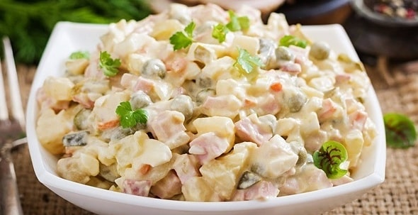 salat olive 8