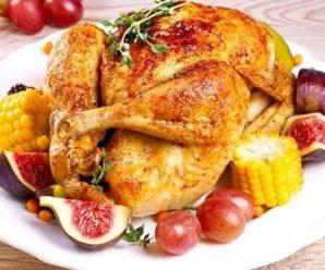 Запеченная курица рецепты пошагово