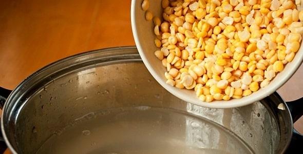 gorohovyj sup 5