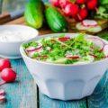 Салаты из редиски 7 рецептов