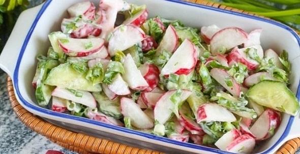 salaty iz rediski 6