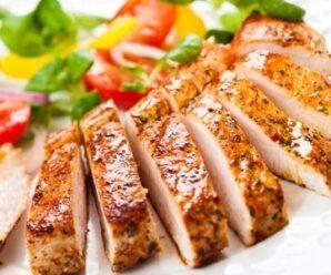 Сколько запекать курицу в духовке