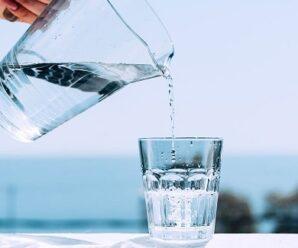 Можно ли пить воду на ночь