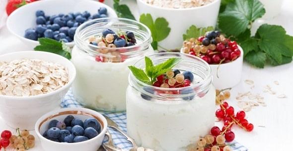 mozhno li pit jogurt na noch