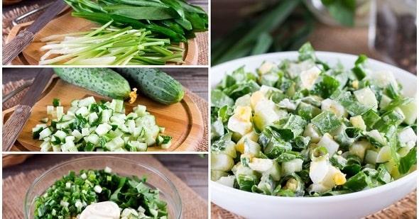 salat s cheremshoj recepty 1