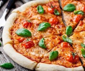 Сколько выпекать пиццу в духовке