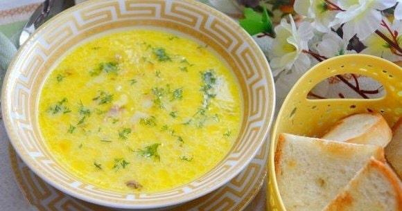 syrnyj sup recept