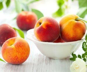 Чем полезны персики для организма