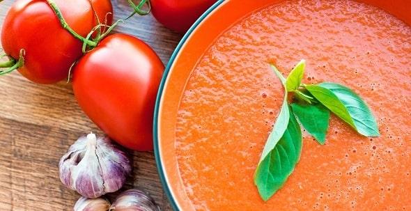 gaspacho recept 2